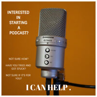 Need Help Starting A Podcast ?