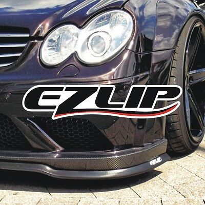 EZ-LIP Spoilerlippe Frontspoiler Spoilerschwert passend für Mercedes CLK W208
