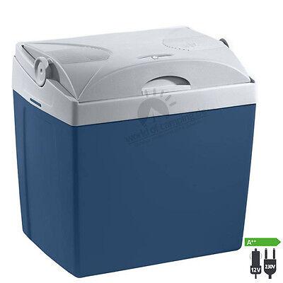 WAECO Mobicool V26 AC DC Thermoelektrische Kühlbox 12|230 Volt blau V 26 25Liter