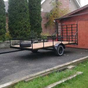 Utility  trailer  3500 lbs Leaf Springs