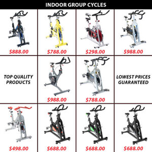 Magnetic Bike Group Indoor Cycling Cycle Cardio Pedal Ecb Spin