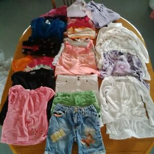 Lot of Girl Clothes Size 4
