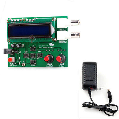 New US DDS Function Signal Generator Module Sine Square Sawtooth Triangle Wave