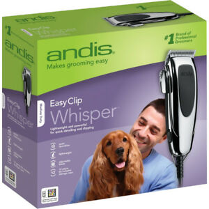 Brampton EasyClip Whisper Clipper Kit Pet Grooming-BRAND NEW