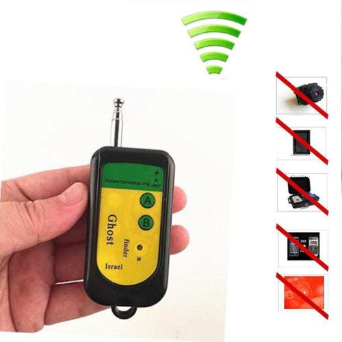 Anti Spy RF Signal Bug Detector Hidden Camera Laser Lens GSM Device Finder HOT