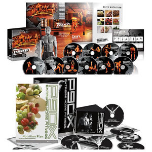 Wanted: Insanity or P90X workout dvds