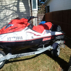 2006 Sea Doo WAKE 155 |LOW HOURS|