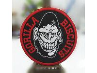 New Hardcore Punk Rock CIV Agnostic Front RARE Gorilla Biscuits Iron On Patch