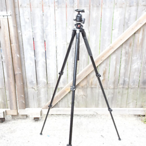 Manfrotto 290 & Element tripod  & Monopod + Gentec + others