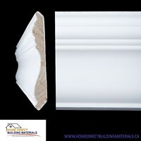 """CROWN MOULDING 5"""" & 6"""" FREE DELIVERY!!"""