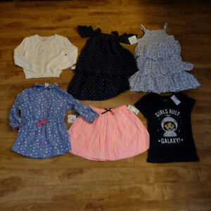 Girl size 4 - 17 items NEW