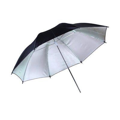 Студийные зонты Photography Studio Black Silver