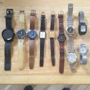 For sale from my Affordable vintage men's watch collection