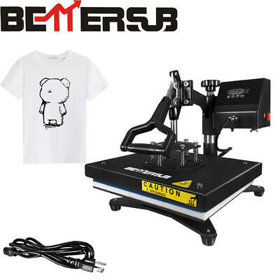 Bettersub 12x9 Swing Away Digital Heat Press Machine Sublimation Diy T-shirt