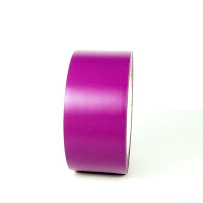 1 Roll Vinyl Tape - Purple - 2 48mm X 108 Ft