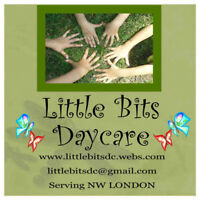 NW Home Daycare spots available