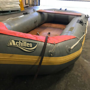 Achillies Inflatable Dinghy Boat