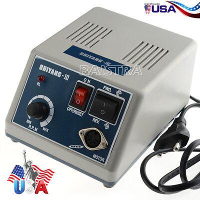 Usa Stock Dental Lab Marathon Micromotor New N3 Shiyang Polishing Machine Sale