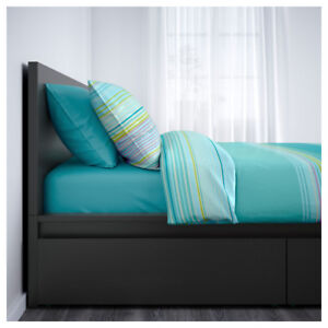 Unused double bed from Ikea!