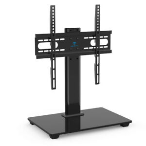 PERLESMITH Universal TV Stand Table Top TV Stand for 37-55 inch