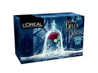 L'Oreal beauty and the beast lipstick collection set