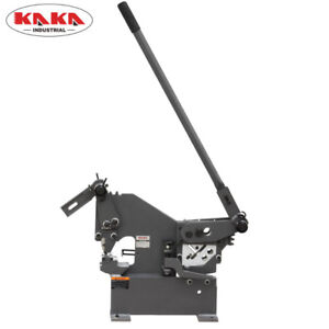 kaka PBS-9 Bar and Section Shear, Metal Working Machines