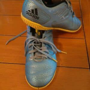 Adidas indoor soccer/gym shoes size 3