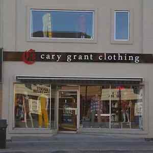 CG CLOTHING STORE CLEARANCE SALES EVENT