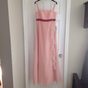 Brand New Mori Lee Bridesmaid/Jr. Bridesmaid Dress-Size 10-$50
