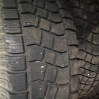 Jeep winter rims and tires
