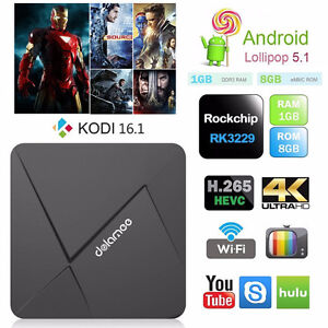 BRAND NEW ANDROID BOX