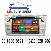 "ANP 8"" Car Stereo DVD Head Unit GPS Bluetooth Toyota Camry Aurion Melbourne Region Preview"