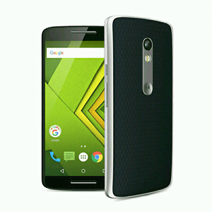 Moto X Play 16GB factory unlocked works perfectly in excellent c