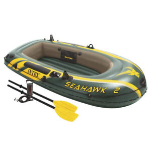 seahawk 2 inflatable boat durable material great condition
