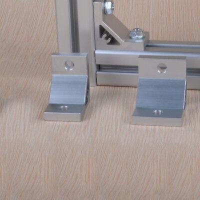 Heavy Right Angle Connector For 2020-404030604080 Aluminium Extrusion Profile