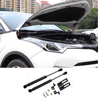 - Front Bonnet Engine Hood Lift Support Shock Struts For Toyota C-HR CHR 2016-2018