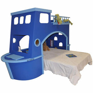 TUG   BOAT  Bunk Bed