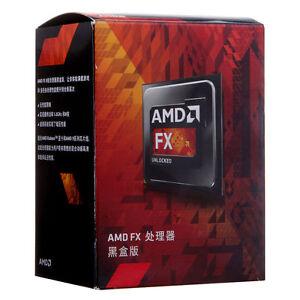 AMD FX-4300 Quad Core 3.8Ghz 4.0Ghz TB 4MB L3 95W Socket AM3+ CPU FD4300WMHKCBX