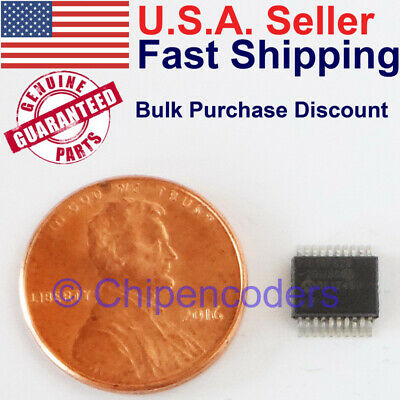1510pcs Microchip Pic 16f628-20 Flash-based 8-bit Cmos Microcontroller 20 Mhz
