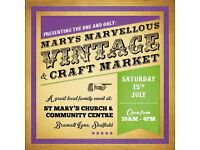 Mary's Marvellous Vintage and Craft Market