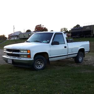 1998 chev truck