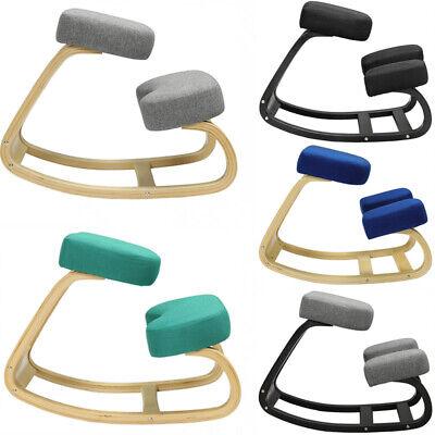 Ergonomic Kneeling Chair Kneel Stool For Improving Posture Relieve Knee Pressure