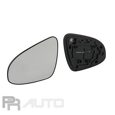Außenspiegel links für Toyota Yaris Elektrisch Glas Konvex Spiegel beheizbar