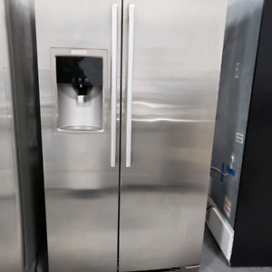 IRIA - Fridge Electrolux Stainless Steel - (647) 352-5008