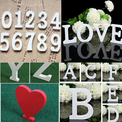 Proverbs White Large Wooden Letters/Digital Wedding Reception Table Decoration