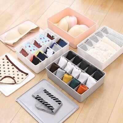 Underwear Organizer Storage Can Adjust The Partition Drawer Organizers Boxes