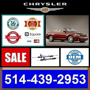 Chrysler Sebring ■  Rack and Pinion ► Crémaillère (OEM)
