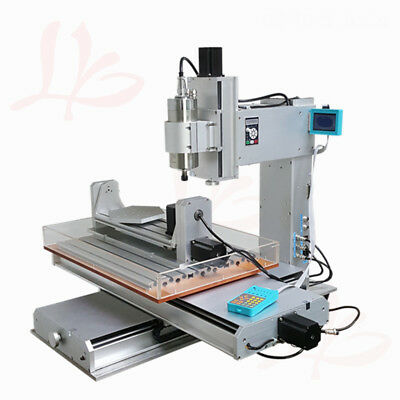 LY CNC 6040 Vertical Wood Router 5 Axis 1500W Spindle Metal Milling Machine for sale  Shipping to Canada