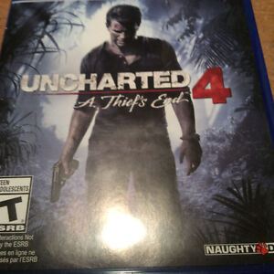 Trading Uncharted 4 for Battlefield 1.