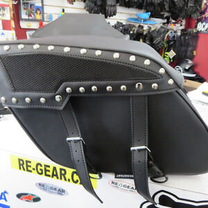 Motorcycle Saddle Bags - Back In Stock Brand New